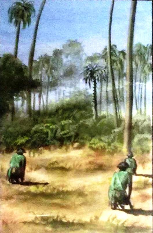 troops entering Pakokku 1