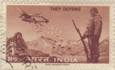 They Defend - 1 Rupee - (1966)