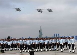Air Force Day Dress Rehearsal